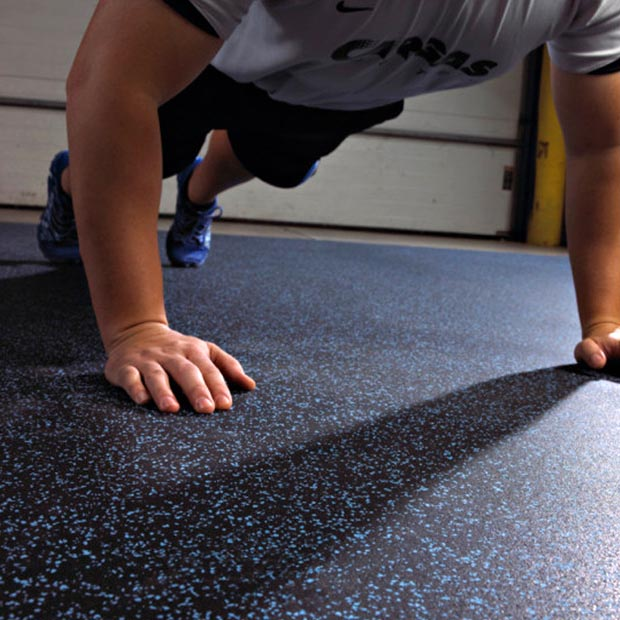 How to Maintain Your Rubber Flooring?