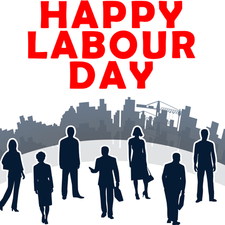 Labor Day's Holiday Notice