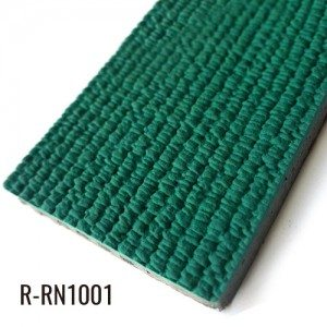 3/8 Inch 1m * 15m Green High foltu Crumb Rubber