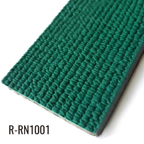Green 8mm Eco-friendly Crumb Rubber Running Track