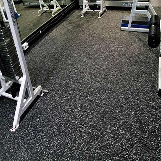 What is Best Exercise Room Flooring for a Home Gym?