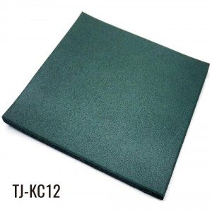 "5/8 ""Eco Styrketräning Room Rubber Flooring Mats gym"