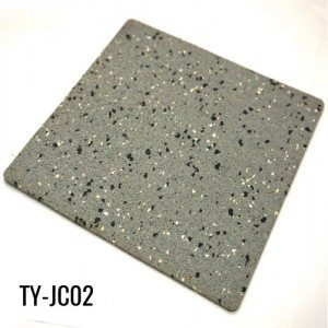 Gray Indoor Gym Full EPDM Granules Rolled Rubber Flooring