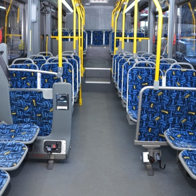 What Kind of Floor is Suitable for Bus?
