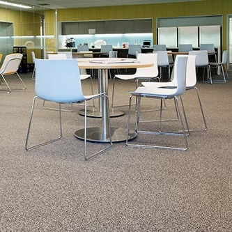 How To Clean Office Rubber Flooring?