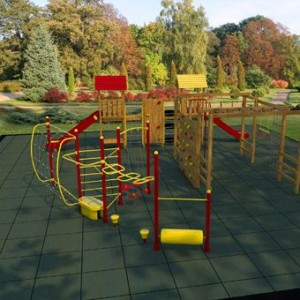 How to better protect children in the playground?