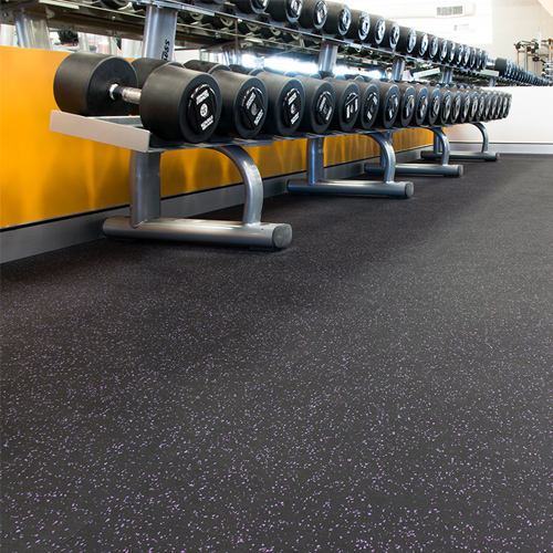 The Most Versatile Flooring Option—Rubber Flooring