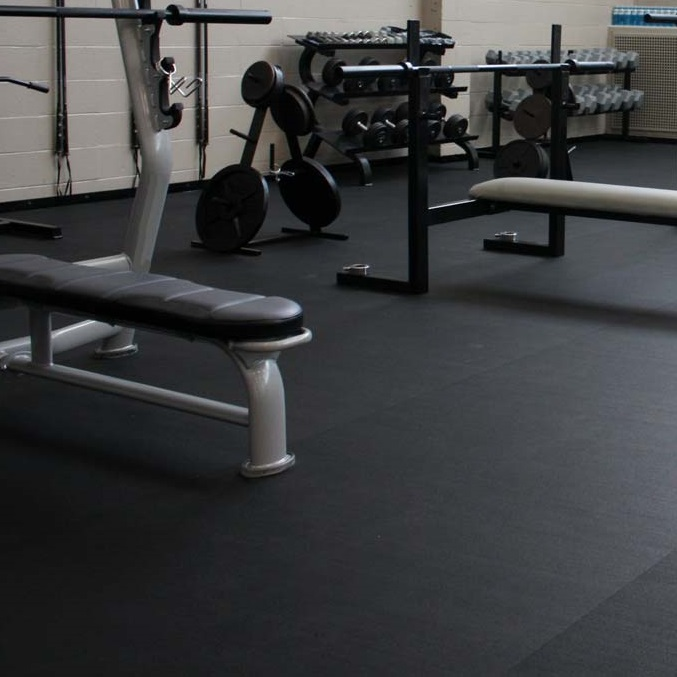 The Best Flooring Choice for Gym