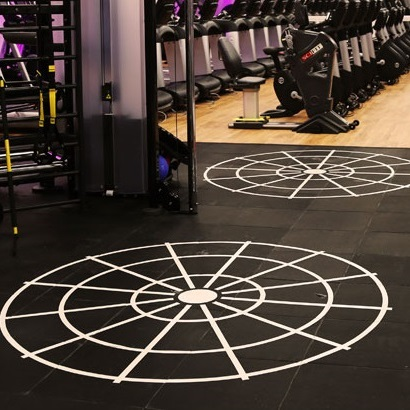 Can You Use Rubber Gym Floor Over Carpet?
