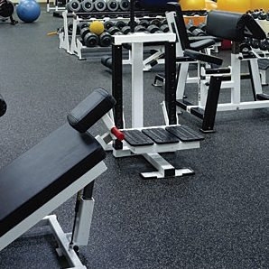 Rubber Floor for Canada Private Gym