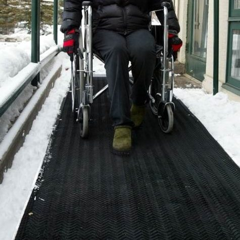 What Kind of Flooring is Suitable for Wheelchair Users?